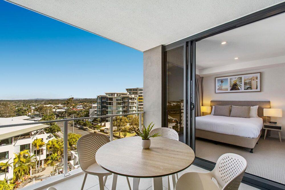 Mooloolaba luxury hotel