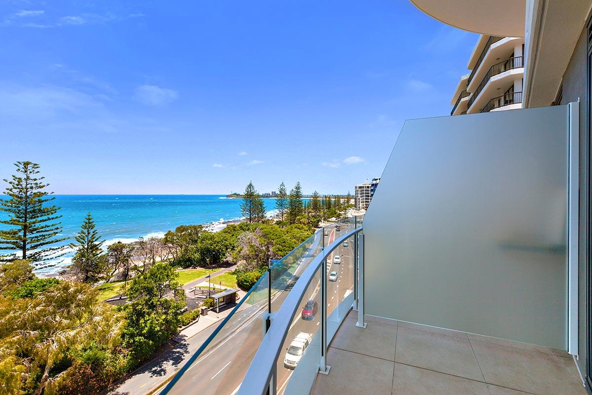 Mooloolaba beachfront accommodation