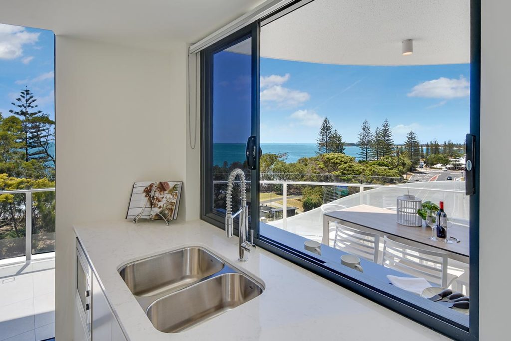 Mooloolaba Accommodation Beachfront