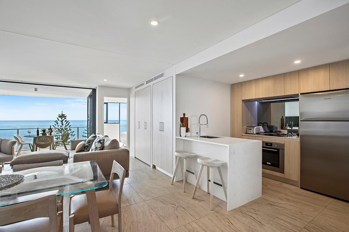 Mooloolaba self contained accommodation