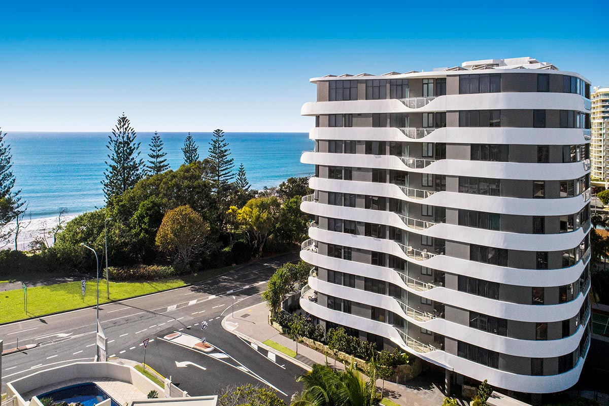 Mooloolaba Beach accommodation