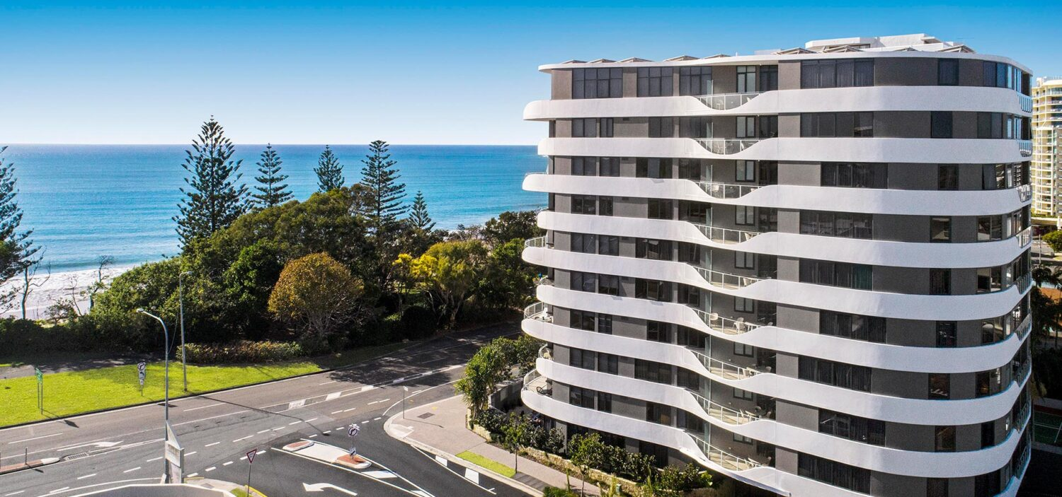 Mooloolaba resort accommodation