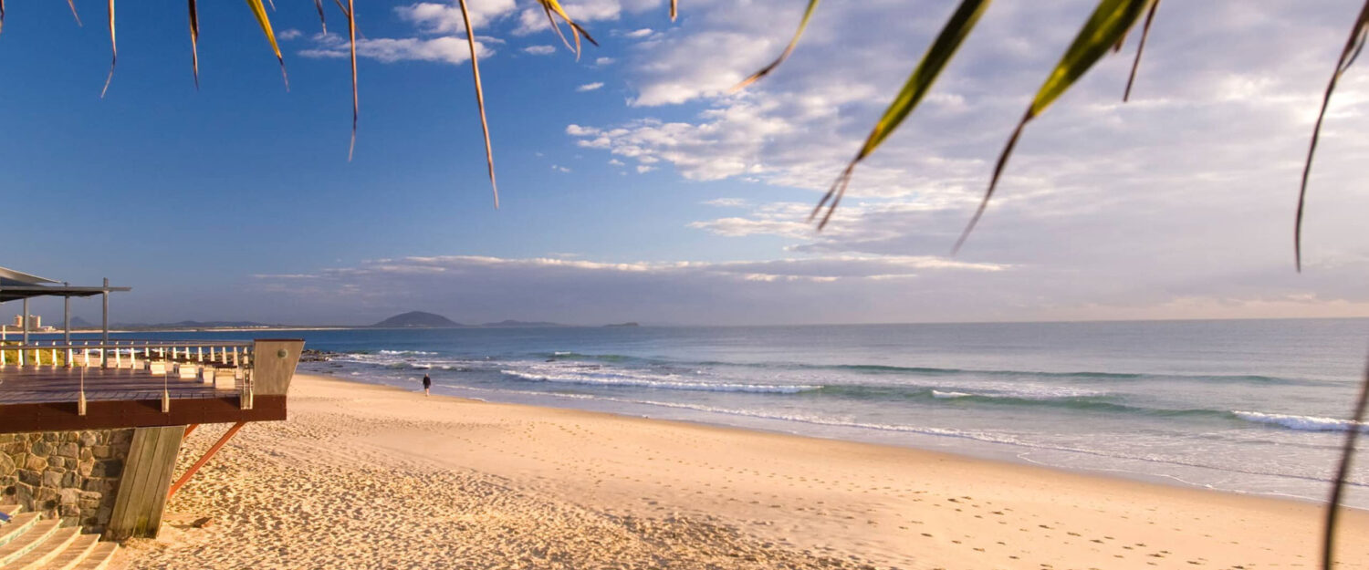 Sunshine Coast Beachfront Accommodation